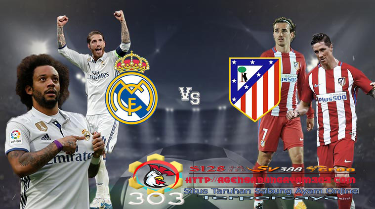 Prediksi Parabola Real Madrid vs Atletico Madrid